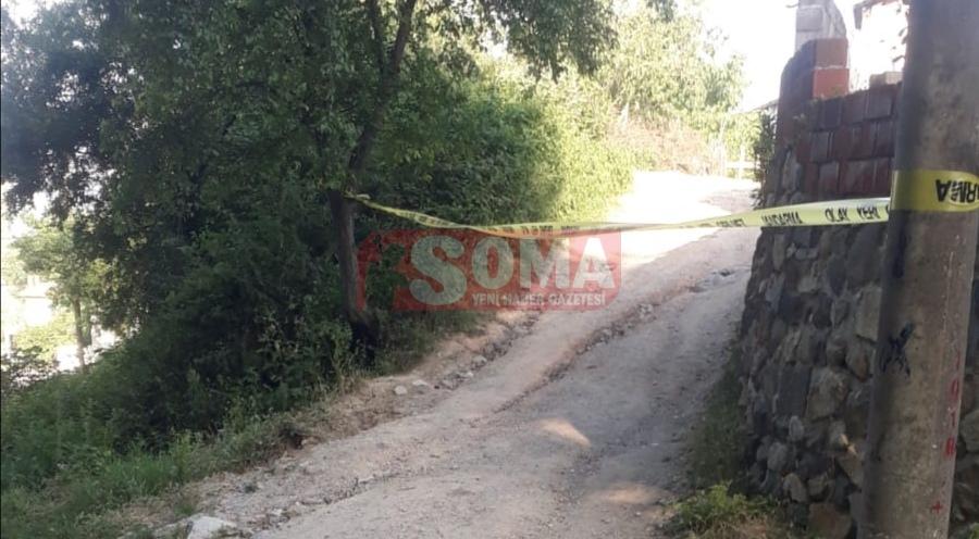 Soma'da arazi anlaşmazlığı, 2 ölü 6 yaralı