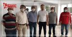 Soma CHP, Galericilerin Sorunlarını Dinledi