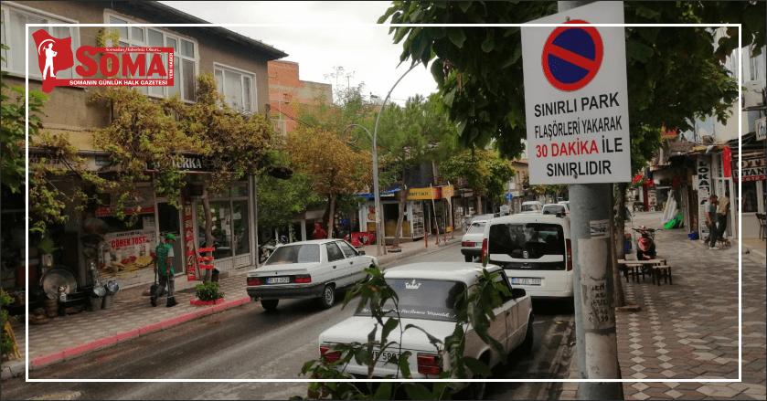 İstiklal Caddesi'nde araç parkı tepkisi