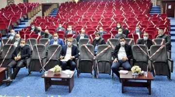 Saygılı, başkanlar toplantısına katıldı