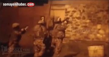 İzmir Merkezli operasyon Soma'da da yapıldı