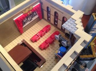Inside the Theatre (2nd floor)