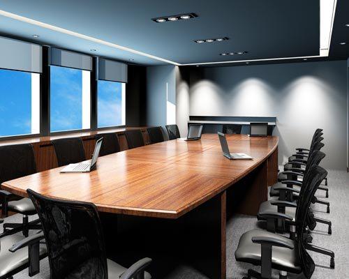 sala corporativa