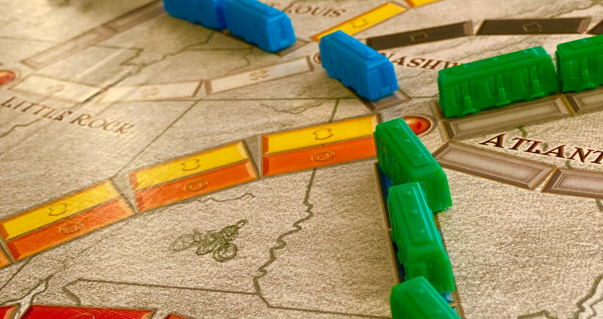 Ticket to Ride Strategy