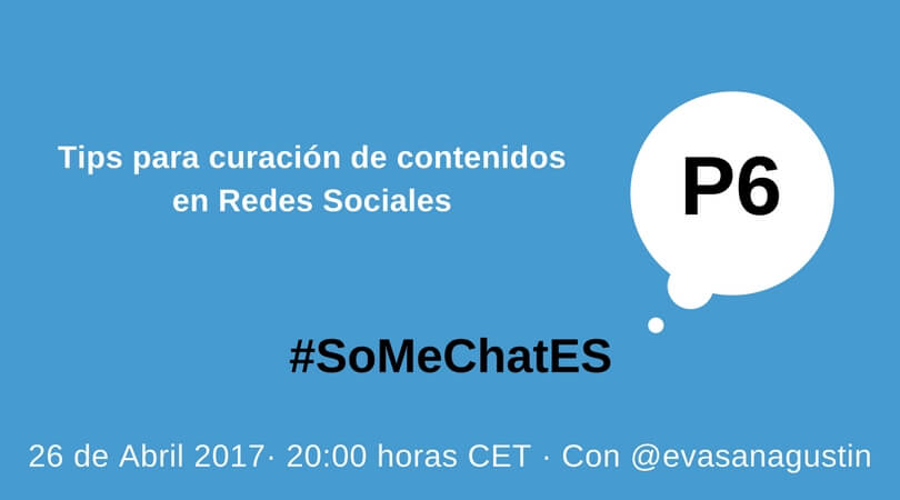 Los content curator - Twitter chat P6