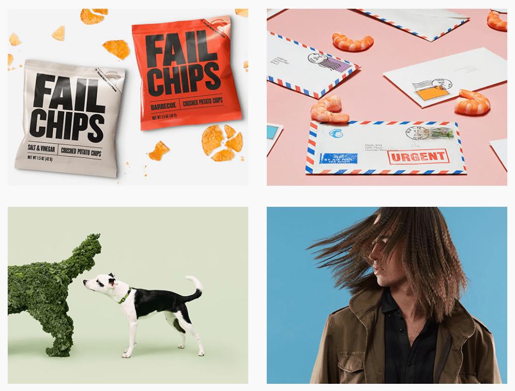 Ejemplos de marketing de contenidos mailchimp