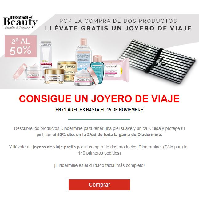 Crear campañas de email marketing canal ventas