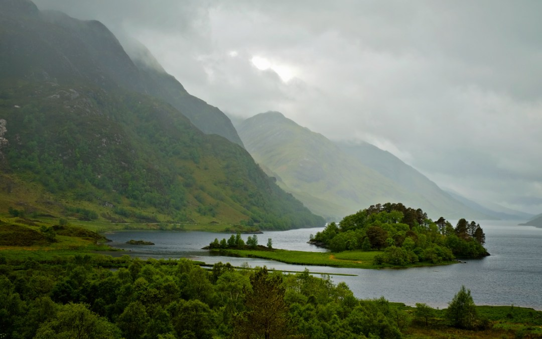 Into the Green: The Isle of Skye and Beyond
