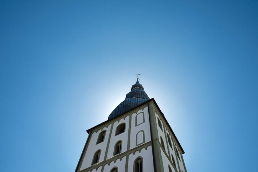 A church in Lippstadt.