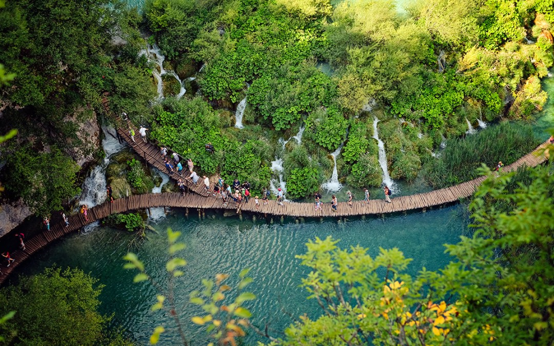 A Perfect Day in Plitvice
