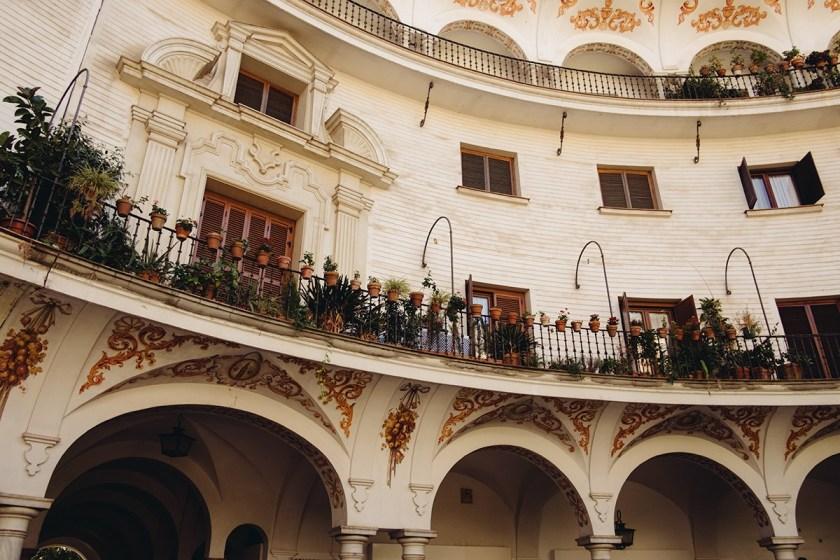 Seville Architecture
