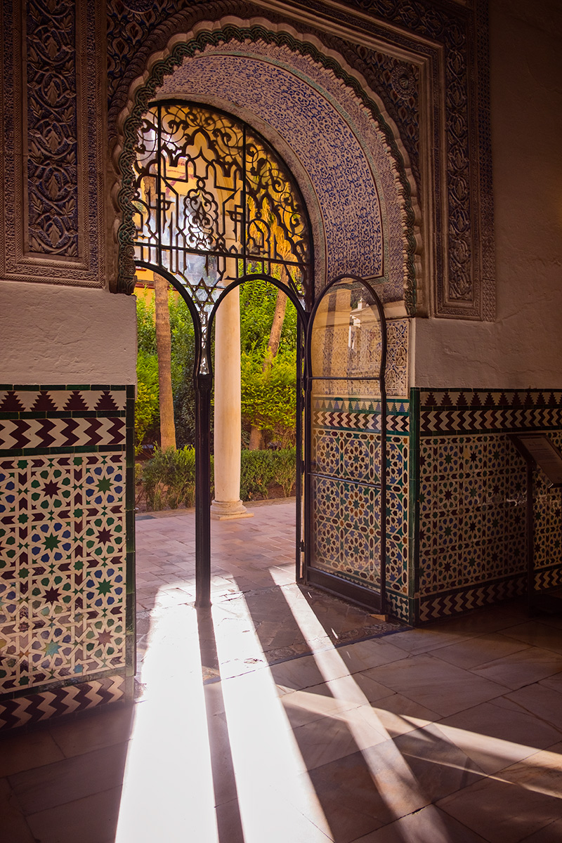 Alcázar Doorway