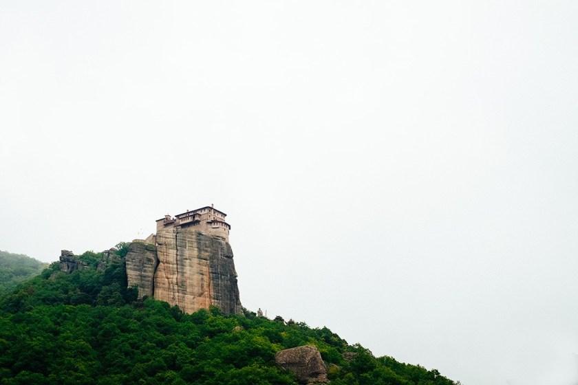 Monastery in Meteora