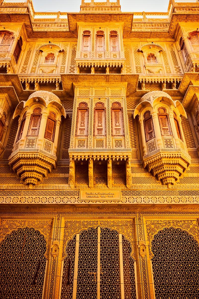 The Golden City of Jaisalmer