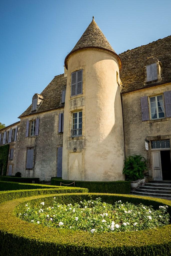 Chateau at Marqueyssac