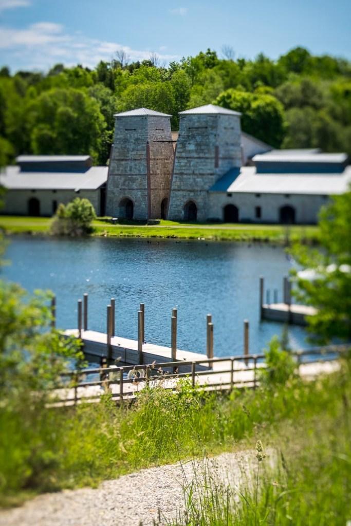 Fayette Historic State Park in Michigan