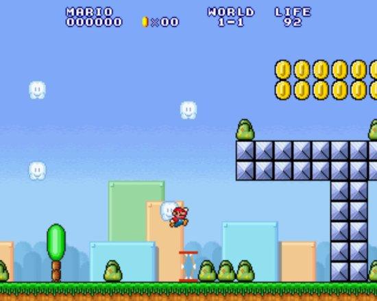 Maniac-Mario-Screenshot
