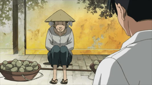 Episode 3 Food Vendor