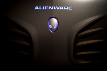 A is for Alienware