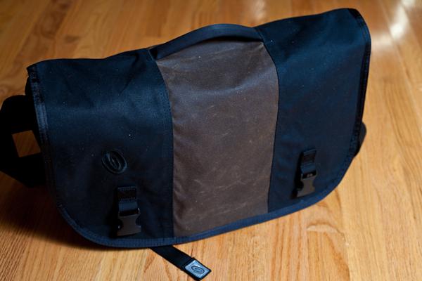 New Timbuk2 bag