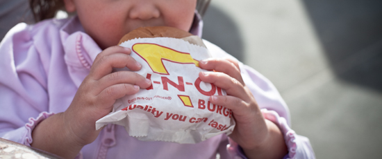 I is for In-N-Out