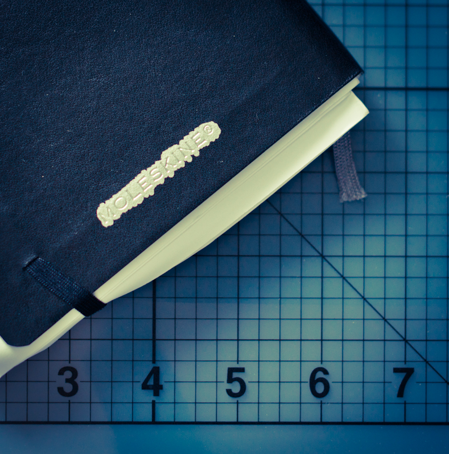 M is for Moleskine