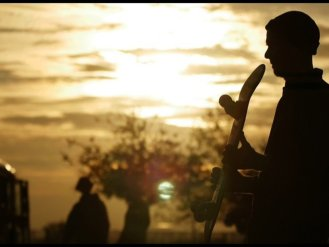Attiba Jefferson x Ty Evans x Panasonic GH2 Skate Video