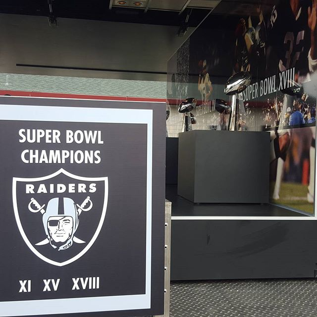 We need some more. #raiders - from Instagram