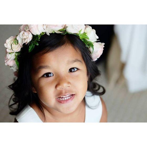 #flowergirl