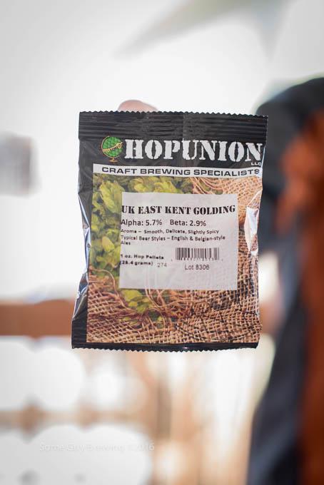 First hop addition