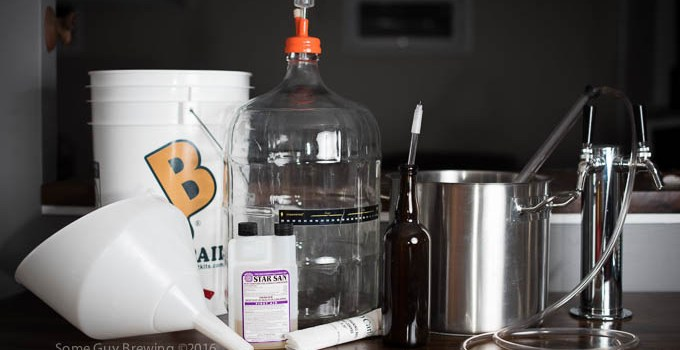 6 things you need to start brewing your own beer at home