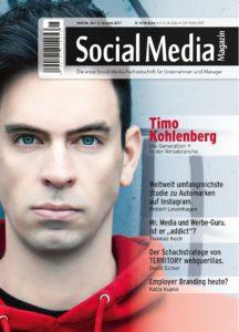 Social Media Magazin Nr. 25
