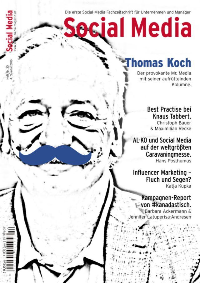 Social Meda Magazin 30