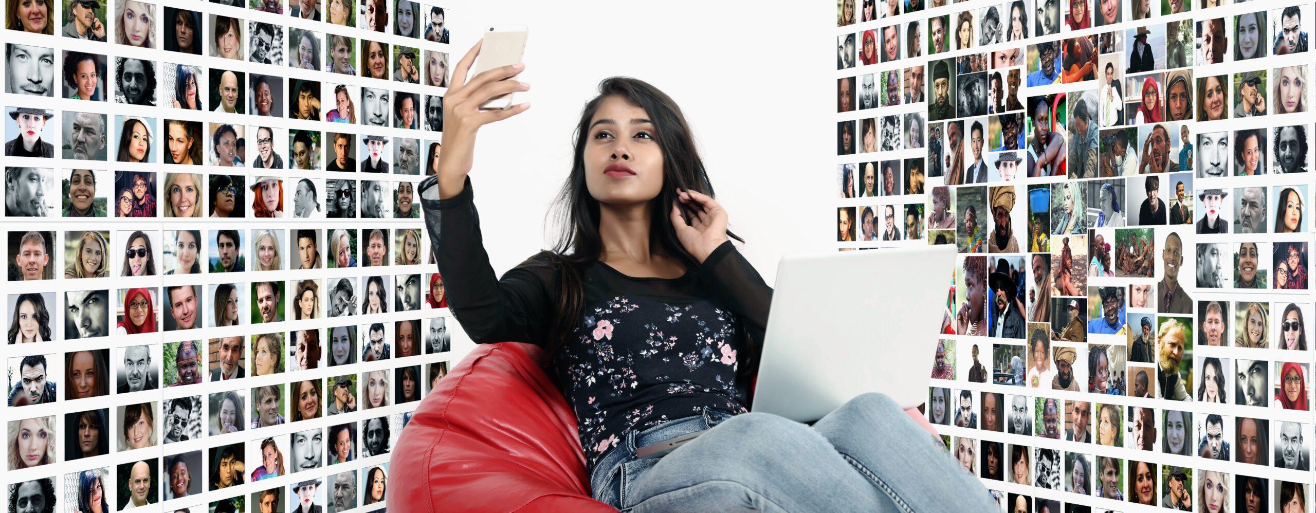 Social Media und sein Einfluss auf die Weiblichkeit