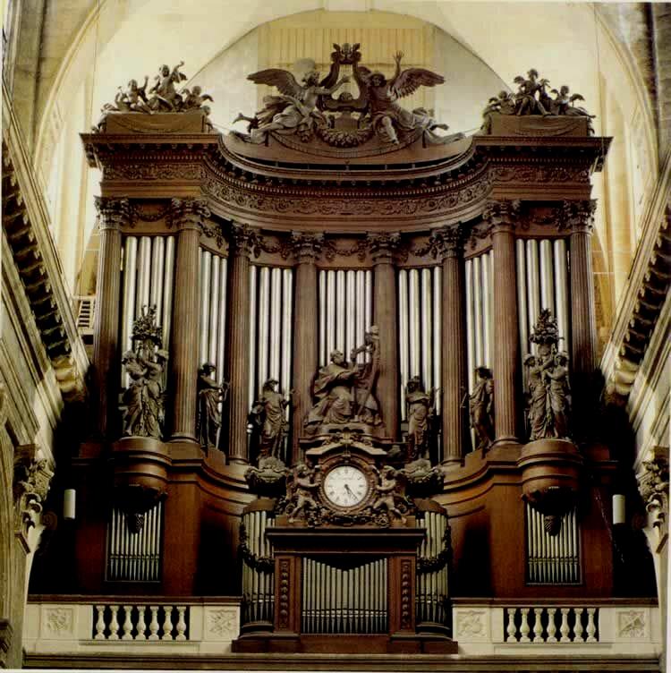 Wondrous machine, the Cavaillé-Coll organ at St. Sulpice