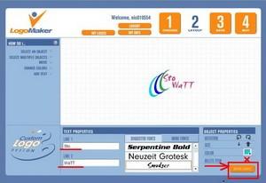 Скриншот 3 logomaker