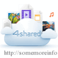 4shared-сервис для хранения файлов