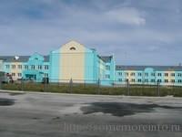 Школа в Тулинке