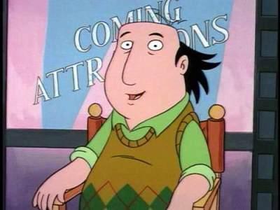 Desenhos animados anos 90 - The Critic