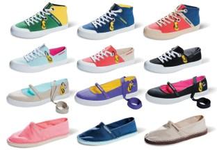 A famosa marca de sandálias Havaianas lança coleção de tênis e outros calçados