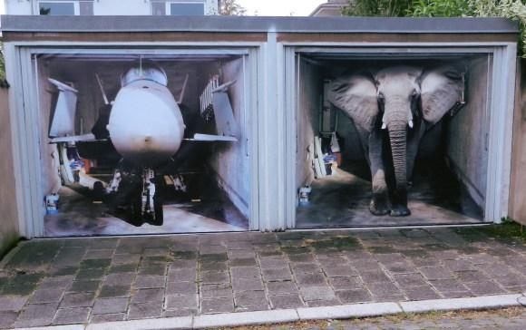 Adesivo garagem 03