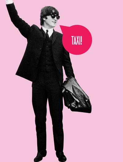 Lennon - Taxi!
