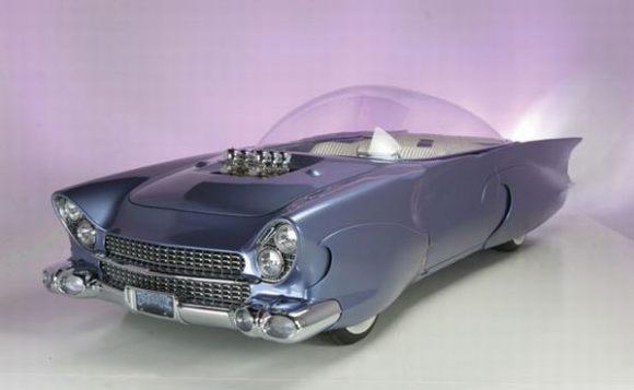 1955 ford beatnik: carro conceito do passado