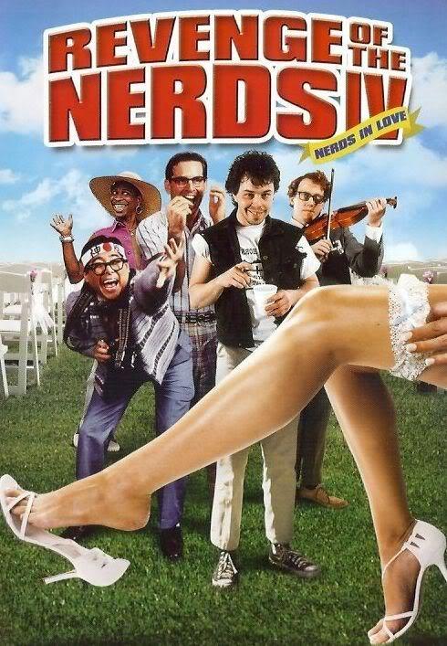 A vingança dos nerds: Os nerds também amam
