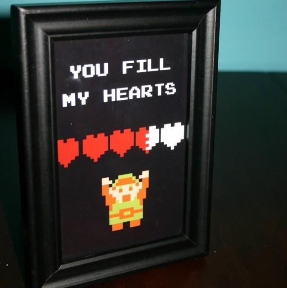 Presente geek para o Dia dos Namorados