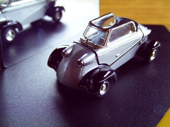Tg500 Tiger Messerschmitt Miniatura