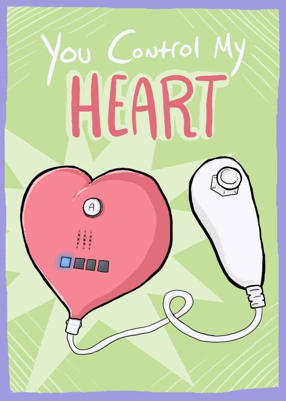 Dia dos Namorados Geek