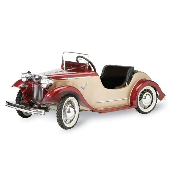 Mini carro antigo para criança