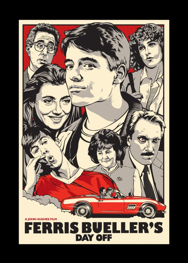 Poster do filme Curtindo a Vida Adoidado