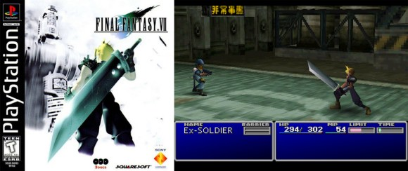 Final Fantasy VII - Play Station 1